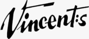Vincents logotype