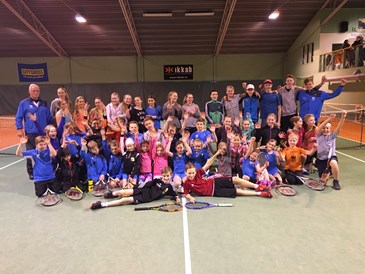 Taggade STK:are under French Game Junior.